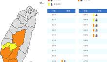 6縣市高溫警示!中南部直飆38℃ 下周二恐有熱帶擾動發展