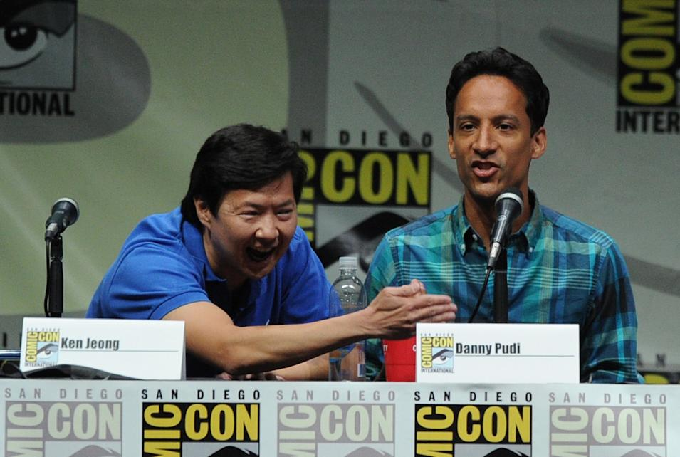 """Community"" - Celebrating The Fans - Comic-Con International 2013"