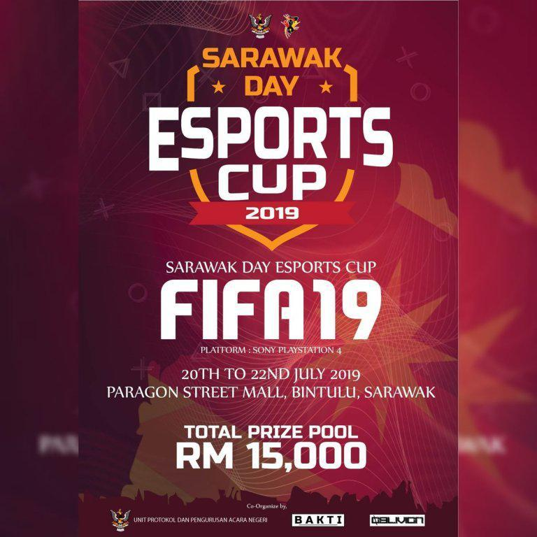 Sarawak Day FIFA 19 Tournament