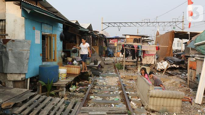 Pemprov DKI Kebut Penataan Kampung Kumuh, Wilayah Mana Saja?