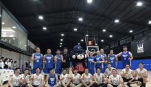 刑事局辦反毒公益籃球賽 退役球星雲集 (圖)