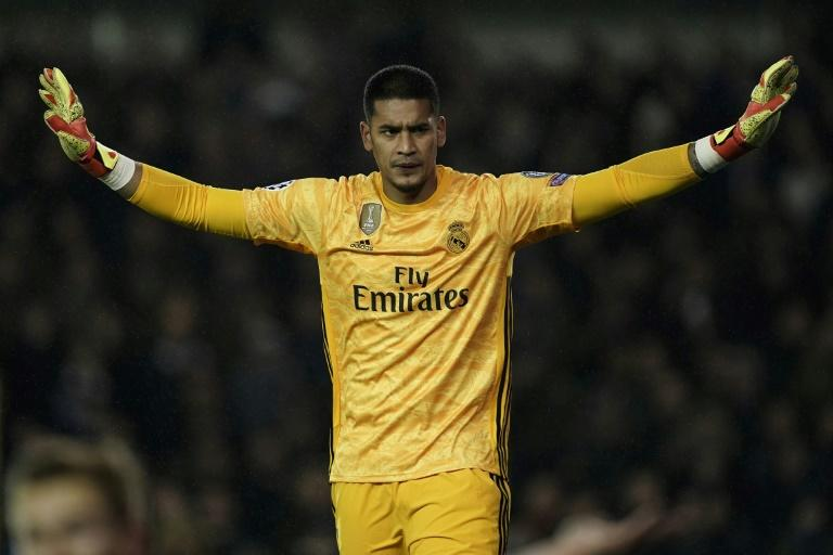 PSG's Areola joins Fulham on loan