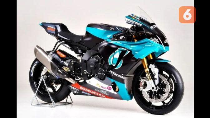 Replika Yamaha M1 Fabio Quartararo Dijual Bebas, Harga Tak Sampai Rp 1 Miliar