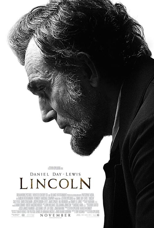 First 'Lincoln' trailer debuts Daniel Day-Lewis' presidential voice
