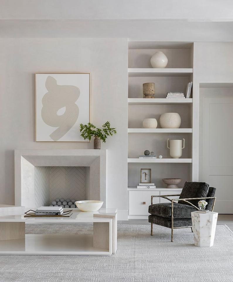 """<p>""""The arrangement of a room guides the way people use the space, which in turn shapes their state of mind,"""" writes Flanigan. """"An effectively orchestrated room has the power to draw you in and reshape the way you live.""""</p>"""
