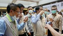 台南農業局攜手南紡購物中心 力挺在地農特產