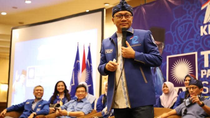 KPK Bakal Panggil Kembali Ketum PAN Zulkifli Hasan Terkait Suap Alih Fungsi Lahan