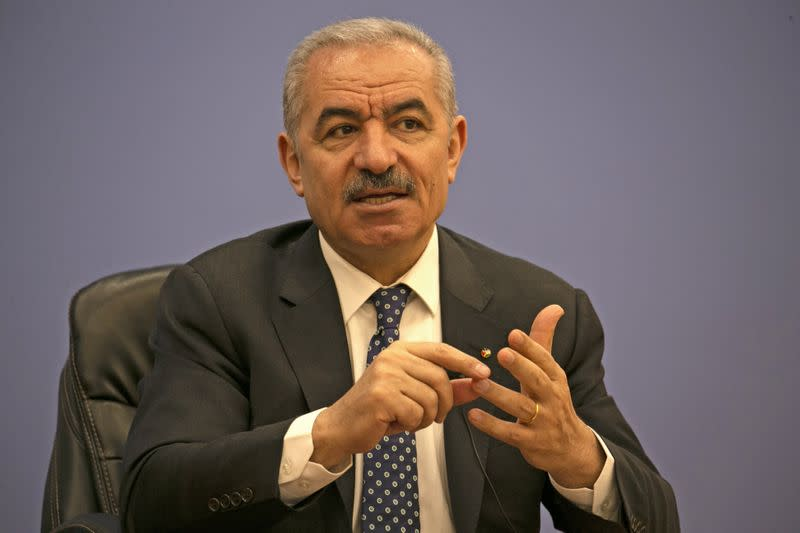 Palestinian PM: Israel must face consequences over planned West Bank annexations