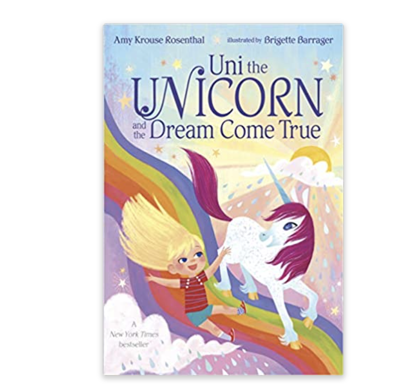 Uni the Uniorn book. (PHOTO: Amazon)