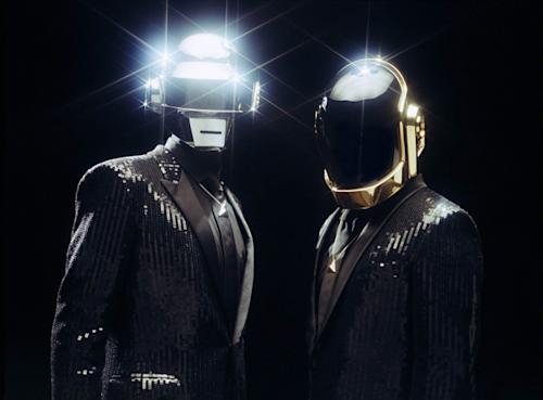 Daft Punk, Jay Z Team Up for Previously Unreleased 'Computerized'