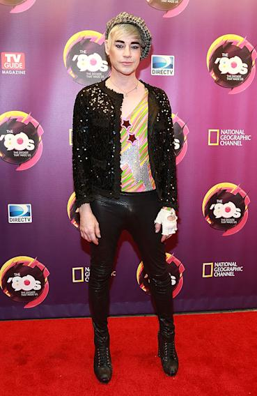 "Nat Geo's ""The 80's: The Decade That Made Us"" New York Premiere"