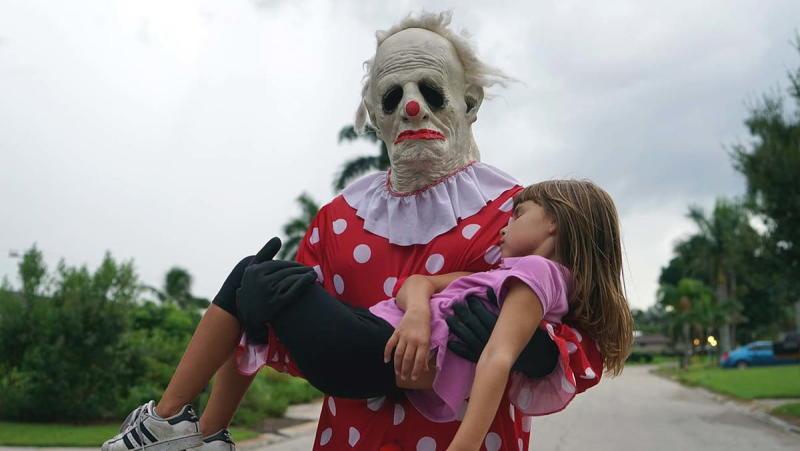 Wrinkles the Clown on Hulu