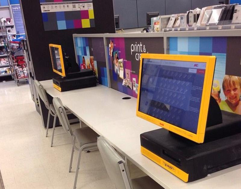 Kmart slammed for banning some religious words at photo kiosks
