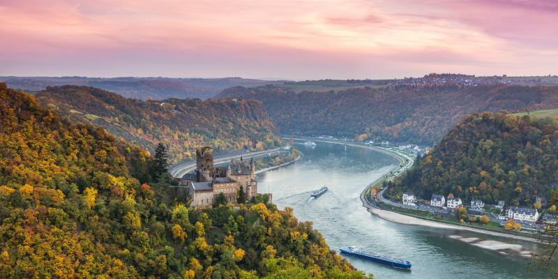 The Rhine - getty