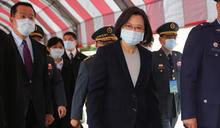 總統出席航醫大樓開工動土典禮(2) (圖)