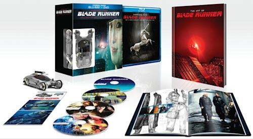Yahoo! Movies Giveaway: 'Blade Runner' 30th Anniversary Collector's Edition Blu-ray
