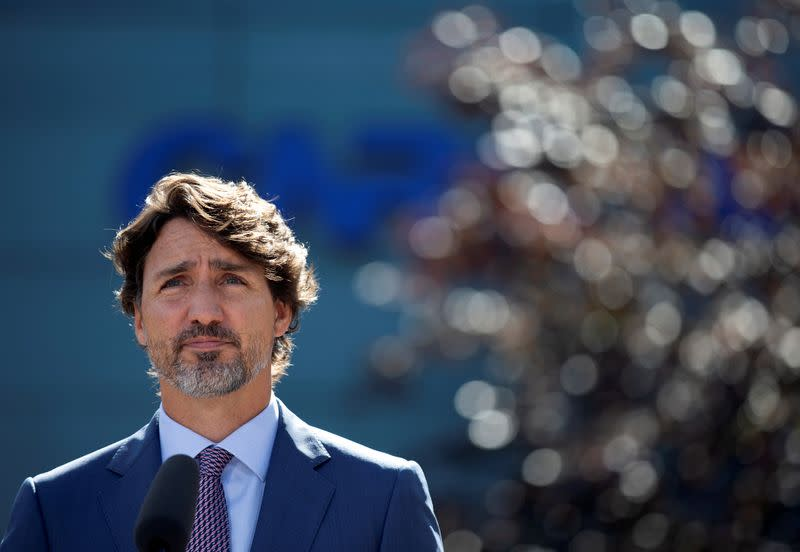 Canadians must be vigilant to avoid massive COVID-19 second wave, PM Trudeau says