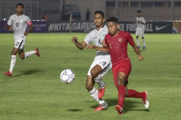 Kalah atas Timnas U-19, Pelatih Timor Leste Puji Kapten Indonesia