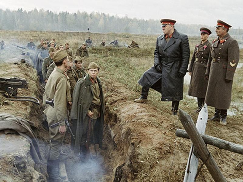 莫斯科保衛戰