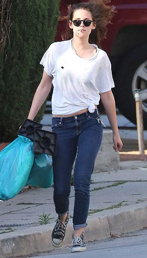 Kristen Stewart Channels 'Rebel Without a Cause'