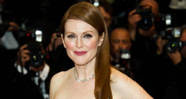 Julianne Moore to star in The Hunger Games?