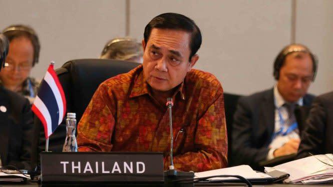 Didemo Puluhan Ribu Rakyat, PM Thailand Ogah Mundur
