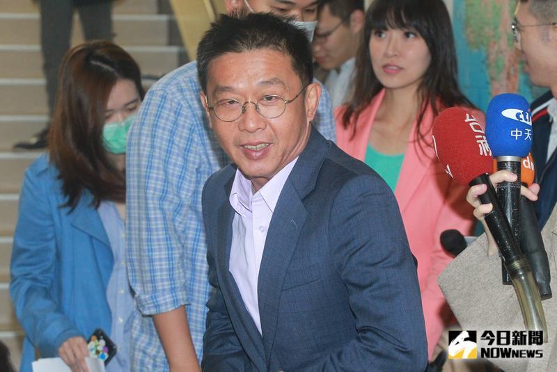 ▲民進黨立委許智傑。(圖/記者葉政勳攝 , 2020.03.11)