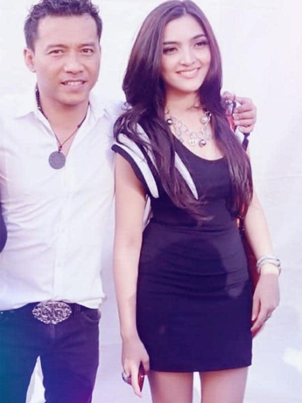 Kenangan manis Ashanty dan Anang saat pacaran, selalu romantis. (Sumber: Instagram/@ashanty_ash)