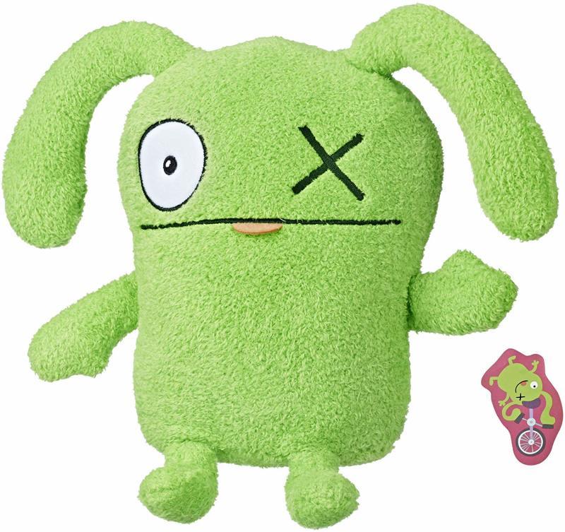 "Uglydoll Jokingly Yours Ox Stuffed Plush Toy, 9.5"" Tall. (Photo: Amazon)"