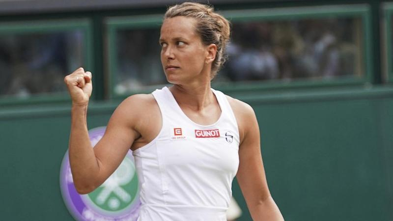 Wimbledon Tennis: Ladies' singles