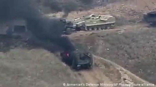 Perang Armenia Azerbaijan di Nagorno-Karabakh, di Mana Posisi Rusia?