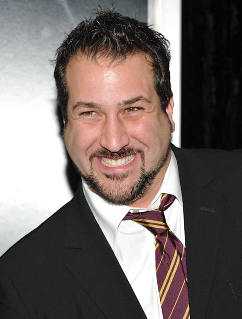 "FILE - This Nov. 15, 2010 file photo shows singer Joey Fatone at the premiere of ""Harry Potter and the Deathly Hallows Part 1"" at Alice Tully Hall in New York. ABC says an ""All-Star"" edition of the competition show will bring back 12 former rivals including Pamela Anderson, Kristie Alley, Bristol Palin. In a break from the past, viewers can vote online for the 13th contestant from three former contestants including actors Kyle Massey and Sabrina Bryan and celebrity stylist Carson Kressley. The celebrity dance competition series returns on ABC on Sept. 24.(AP Photo/Evan Agostini, file)"