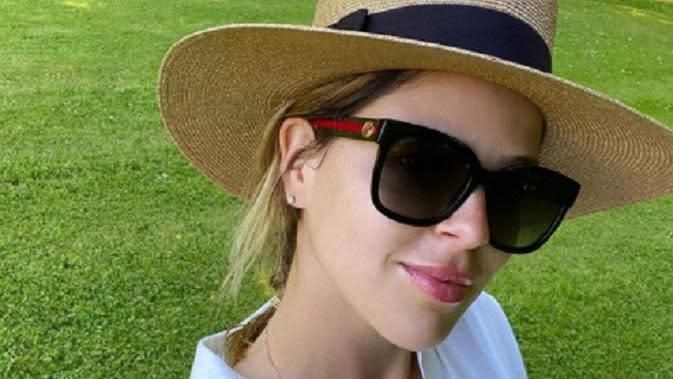 Camila Galante. (Instagram)