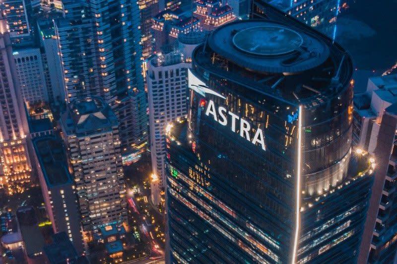 Pendapatan Astra pada semester I tahun 2020 turun