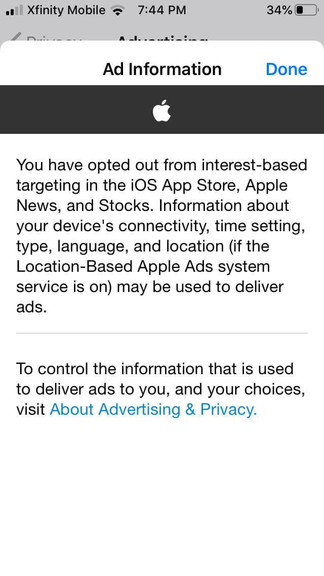 how to control ios app permissions analytics3