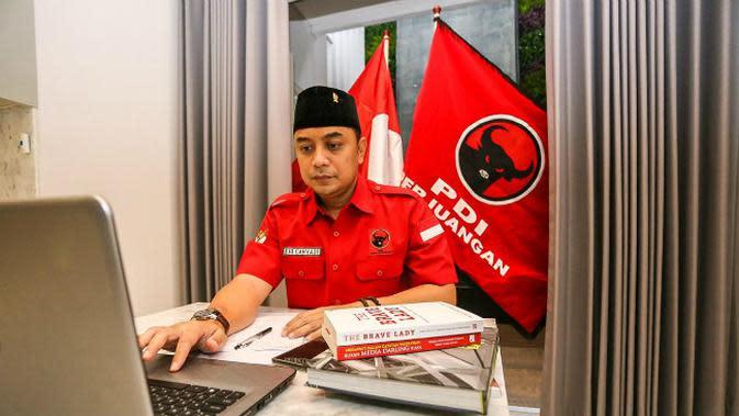 Perhatian Eri Cahyadi untuk Sekolah Swasta di Surabaya