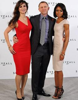 James Bond Press Conference Confirms 'Skyfall' Is Finally Coming, With a New Bond Girl