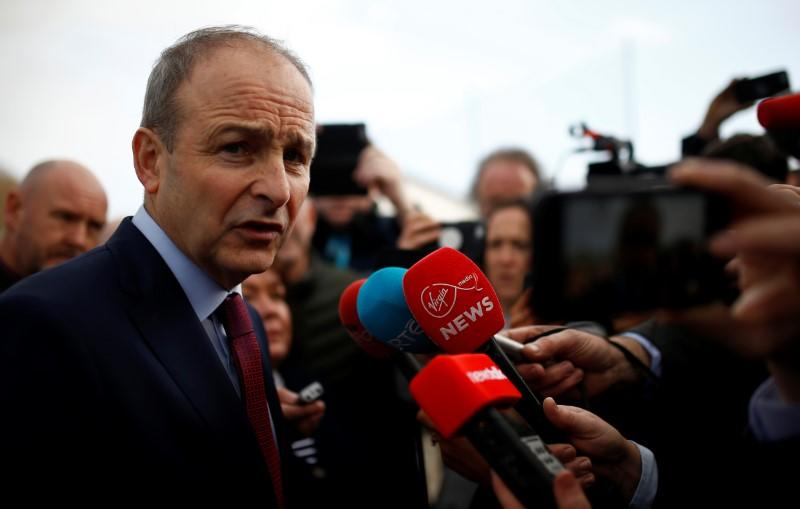 Ireland's Fianna Fail sees no new government for at least a month