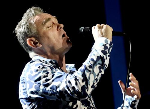 Morrissey Cancels Another Show–But He's Not 'Ducking' Out, He's Really Sick
