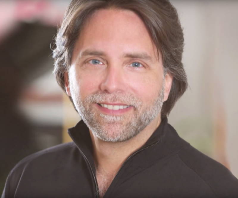 Photo of Keith Raniere who was found guilty on all counts of sex-trafficking and other charges accusing him of coercing women into sex.
