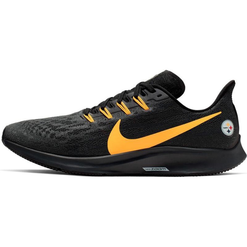 Nike Air Zoom Pegasus 36 Pittsburgh Steelers