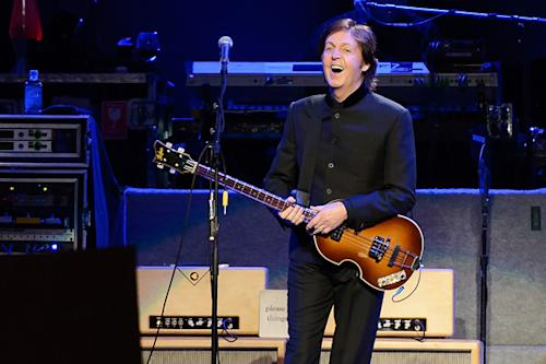 Paul McCartney Launches Another 'Magical Mystery Tour'