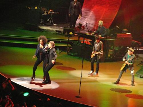 Rolling Stones Revive Oldie for First Time in 41 Years