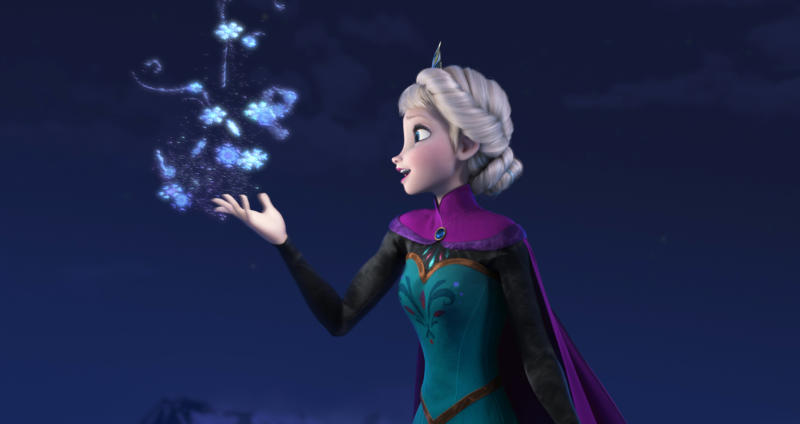 "Demi Lovato and Idina Menzel Fans Face Off Over 'Frozen's' ""Let It Go"" Oscar Performance"