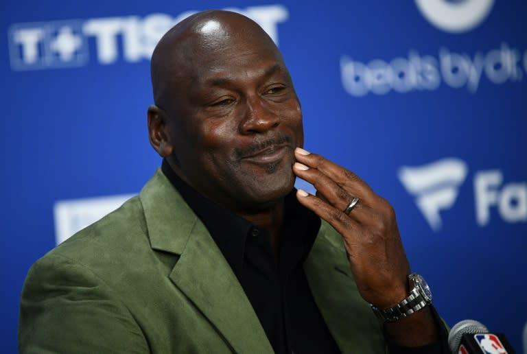 China court victory: NBA legend Michael Jordan