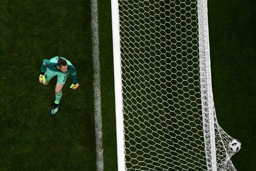 Dropped? David de Gea could be left out for Spain's World Cup last 16 tie with Russia