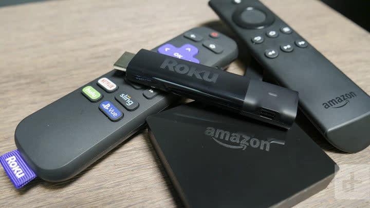 Amazon Fire TV vs. Roku Streaming Stick+