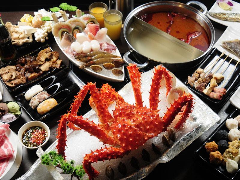 紅蟹將軍の天鍋涮涮屋