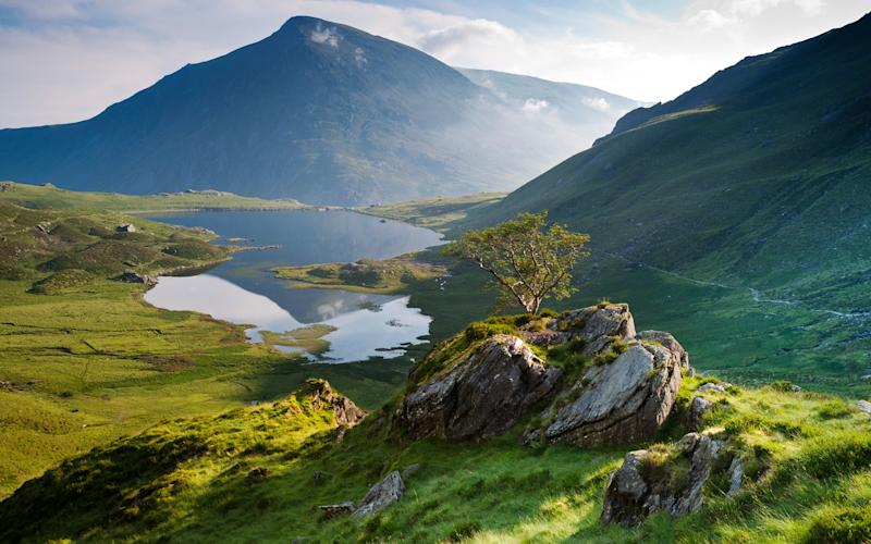 snowdonia national park - Getty