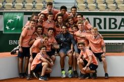 Roland Garros yang ditata ulang berjuang keluar dari bayang-bayang virus corona